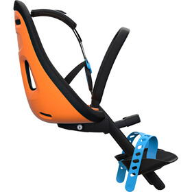 Thule Yepp Nexxt Mini Fahrradkindersitz vibrant orange